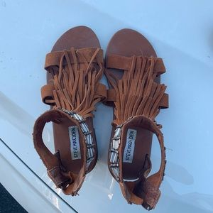 Steve Madden sandals in great condition